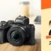 Nikon Z 50 発売記念キャッシュバックキャンペーンの予告が来てますよ